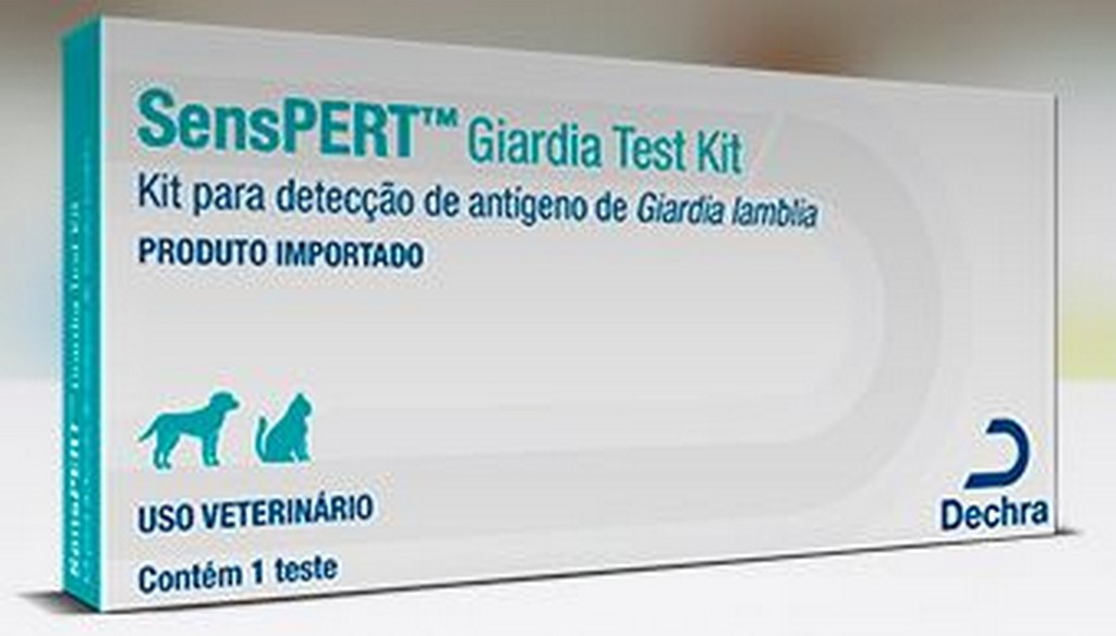 SensPERT Giardia Test Kit