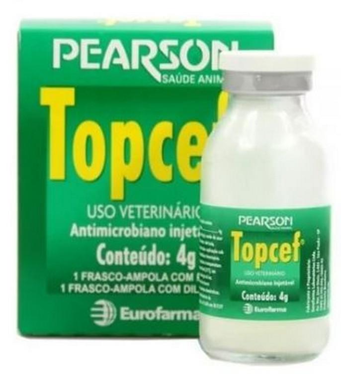 Topcef 4GR 80ML