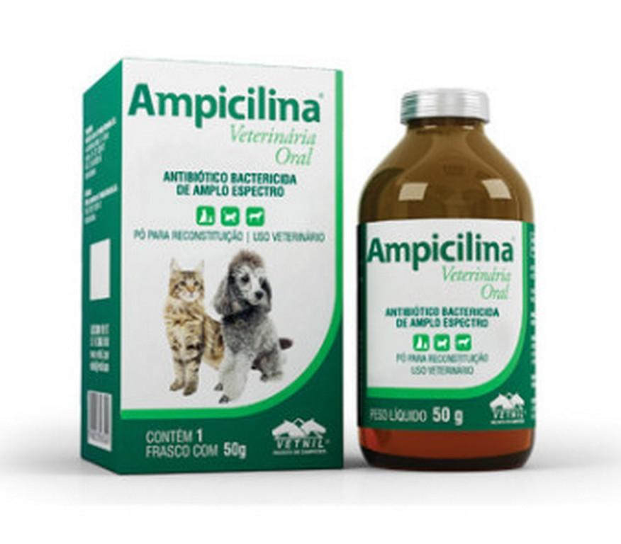 Ampicilina 50G PÓ
