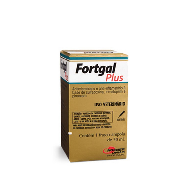 Fortgal Plus 50ML