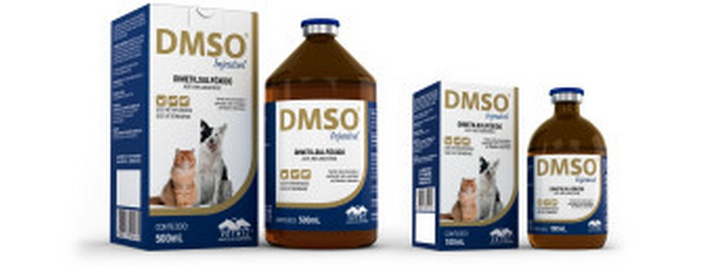 DMSO PET (100ML ou 500ML)