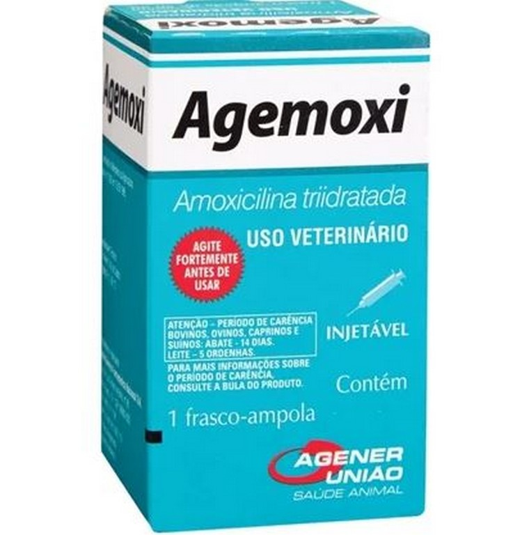 Agemoxi Injetável 100ML