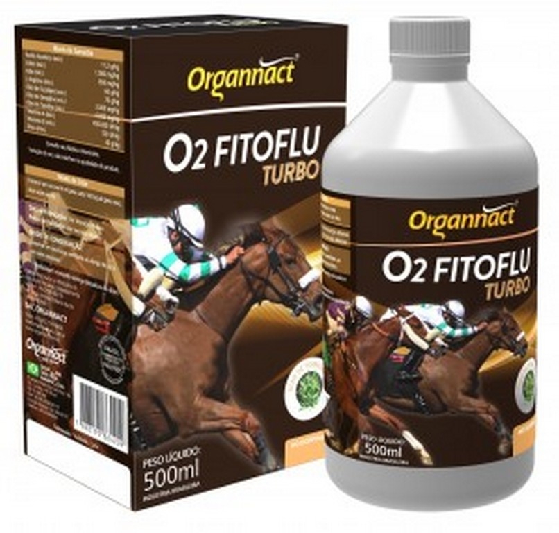 O2 FitoFlu Turbo 500ML