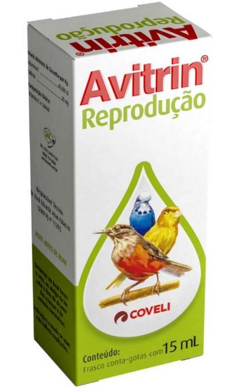 Avitrin Reprodução 15ML
