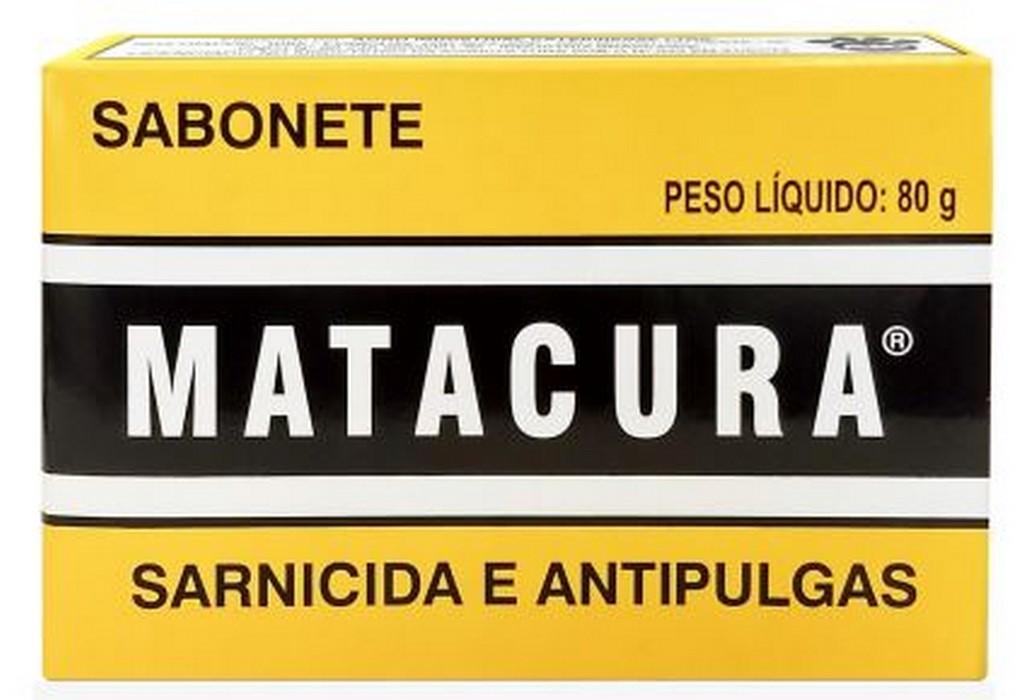 Sabonete Mata Cura 80GR