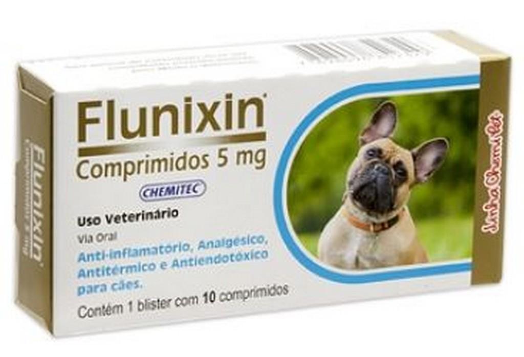 Flunixin 5MG (10 comprimidos)