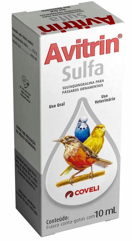Avitrin Sulfa 10ML