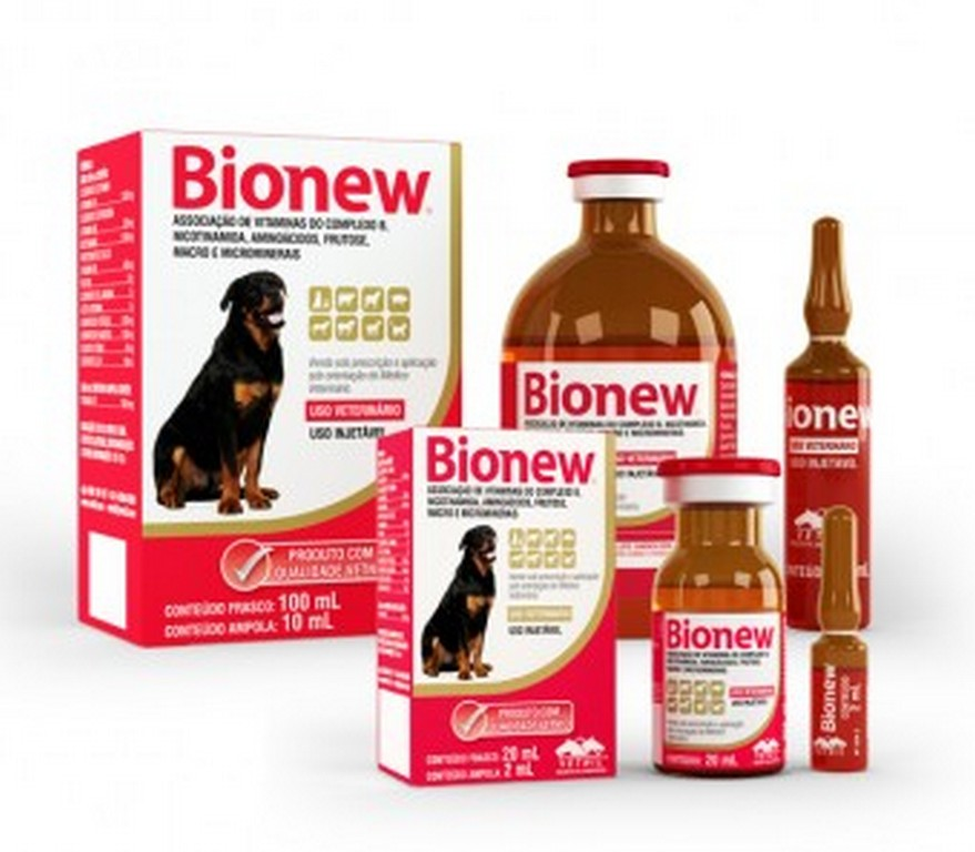 Bionew Pet (20ML e 100ML)