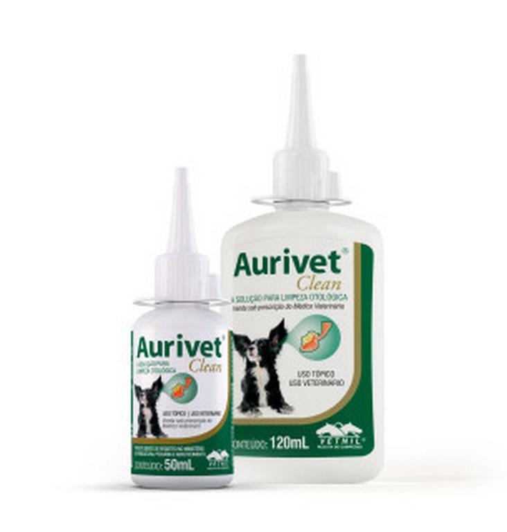 Aurivet Clean (50ML ou 120ML)