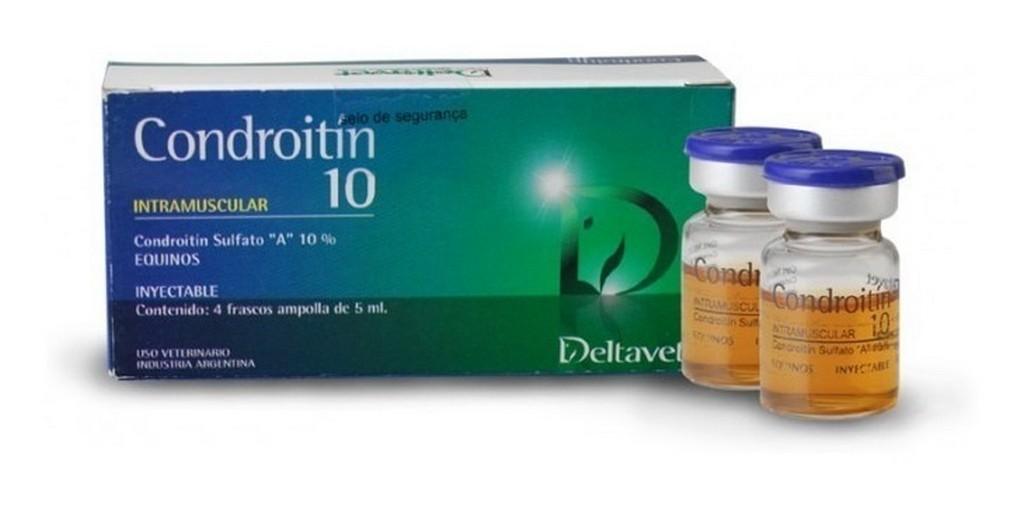 Condroitin 10% 5 ML