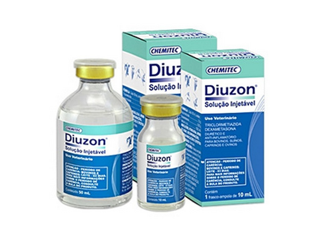 Diuzon Injetável (10ML ou 50ML)