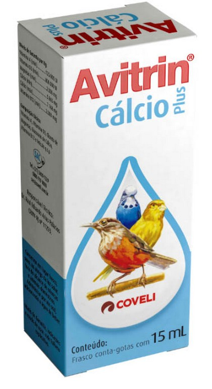 Avitrin Calcio Plus 15ML