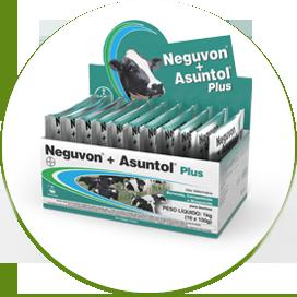 Neguvon + Asuntol Plus 100GR