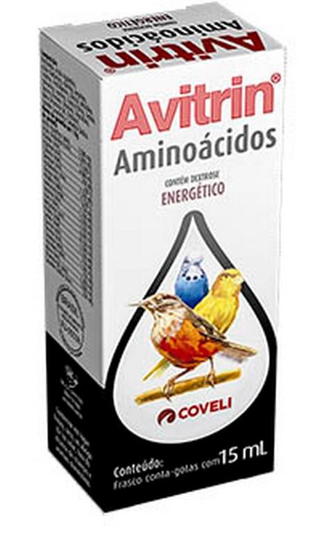 Avitrin Aminoácidos 15ML