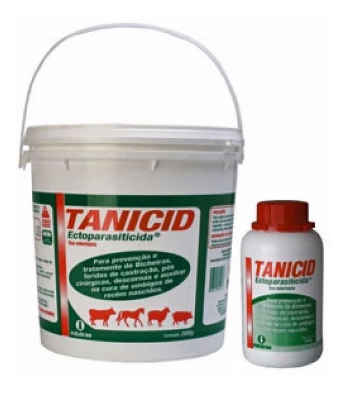Tanicid (2KG ou 200GR)