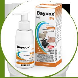 Baycox 5% 100ML