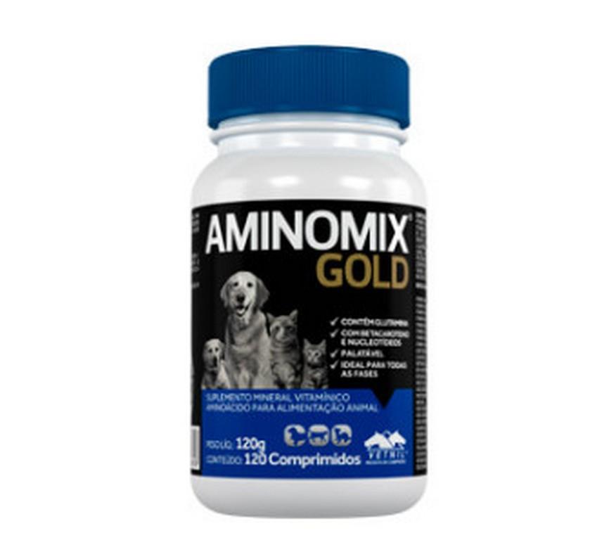 Aminomix Gold Comprimidos