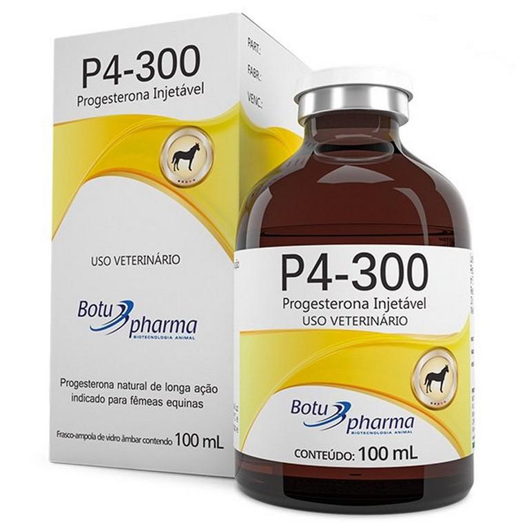 Progesterona P4-300 Injetável