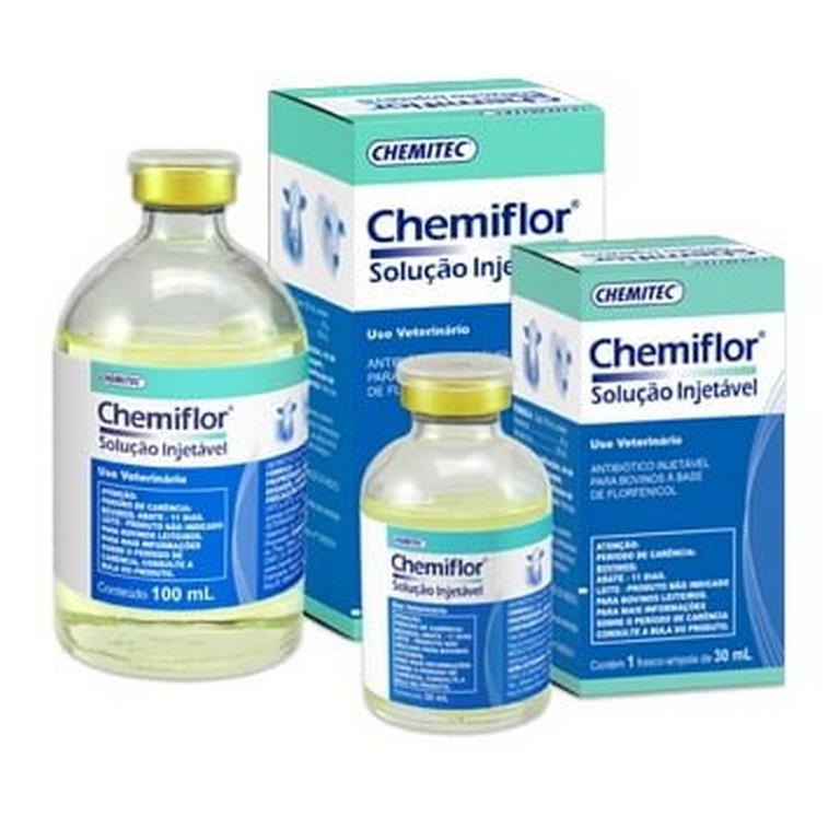 Chemiflor Injetável (30ML ou 100ML)