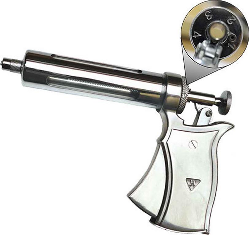 Pistola Automática para Vacinação 50ML