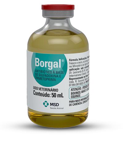 Borgal (10ML ou 50ML)