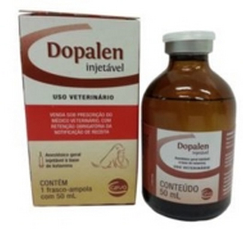 Dopalen Pet 50ML Injetável