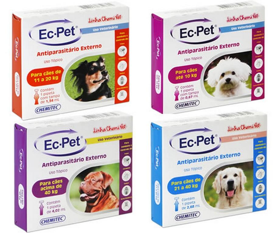 Ec-Pet (10KG, 20KG, 40KG ou 40KG +)