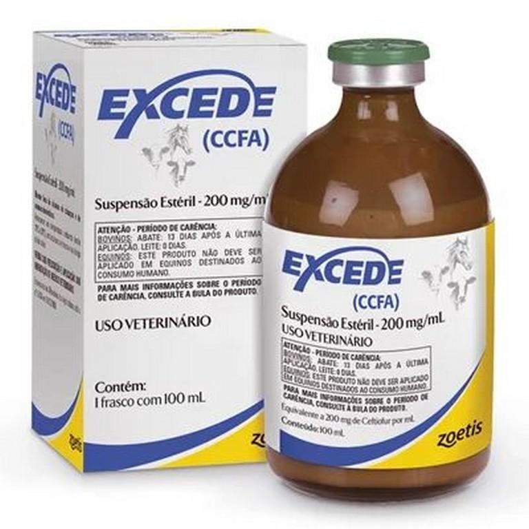 Excede (CCFA) Suspensão Estéril 200MG