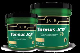 Tonnus JCR (2.5KG ou 6KG)