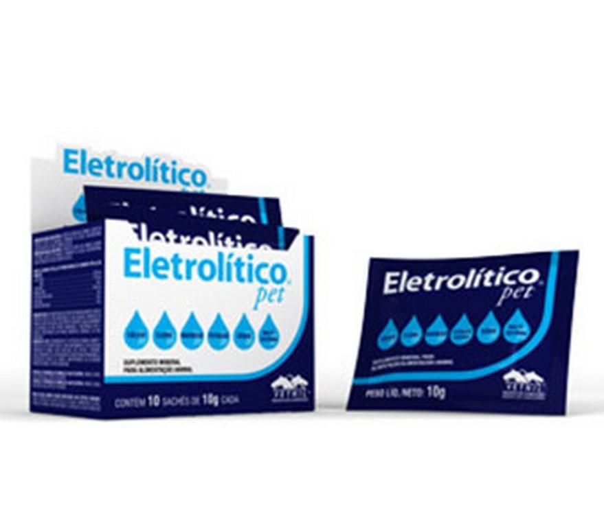 Eletrolítico Pet 10G