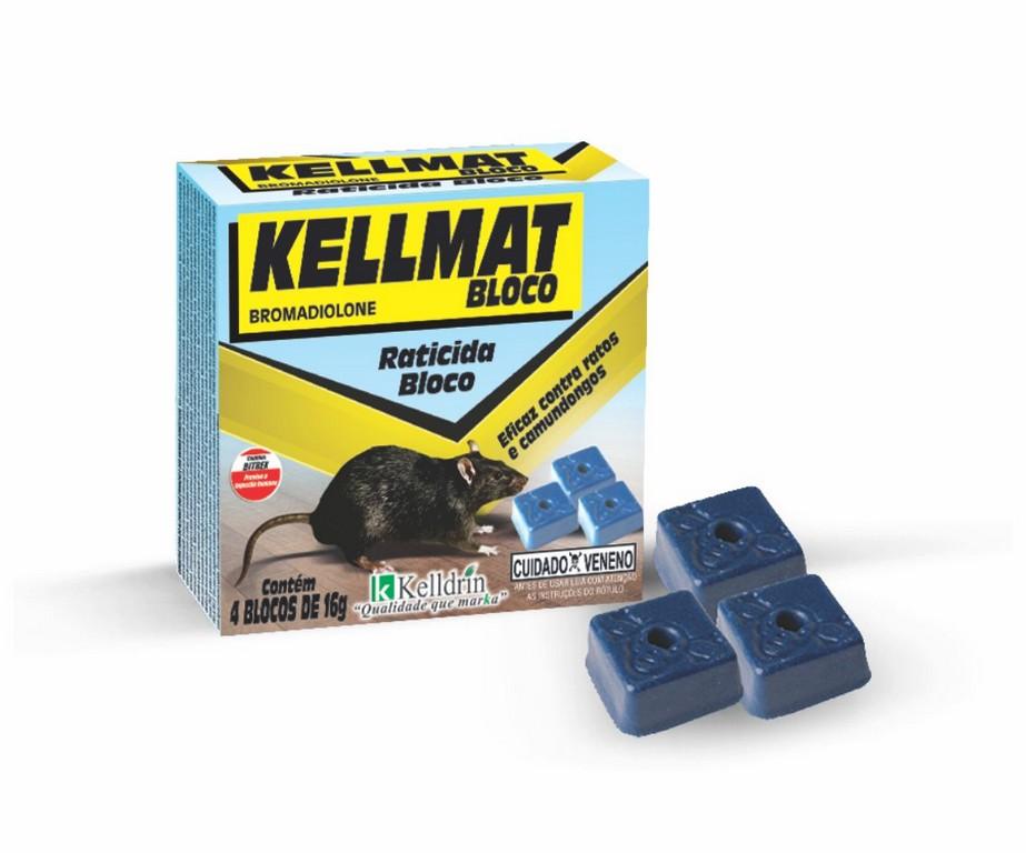 Kelldrin Kellmat Bloco (Bromadiolone)