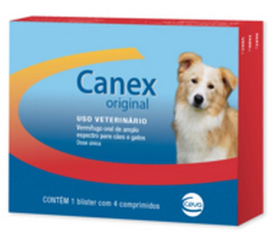 Canex Original (4 comprimidos)