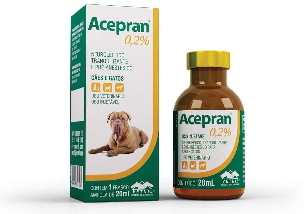 Acepran 0,2% Injetável