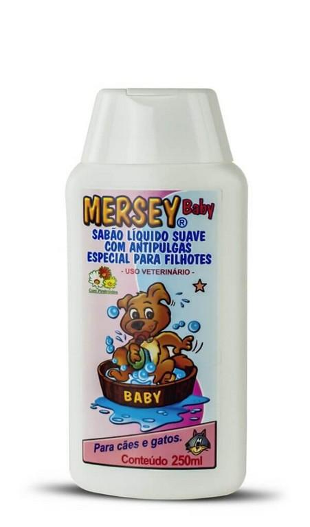 Shampoo Mersey Filhotes 250ML