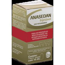 Anasedan Xilazina 2% Injetável