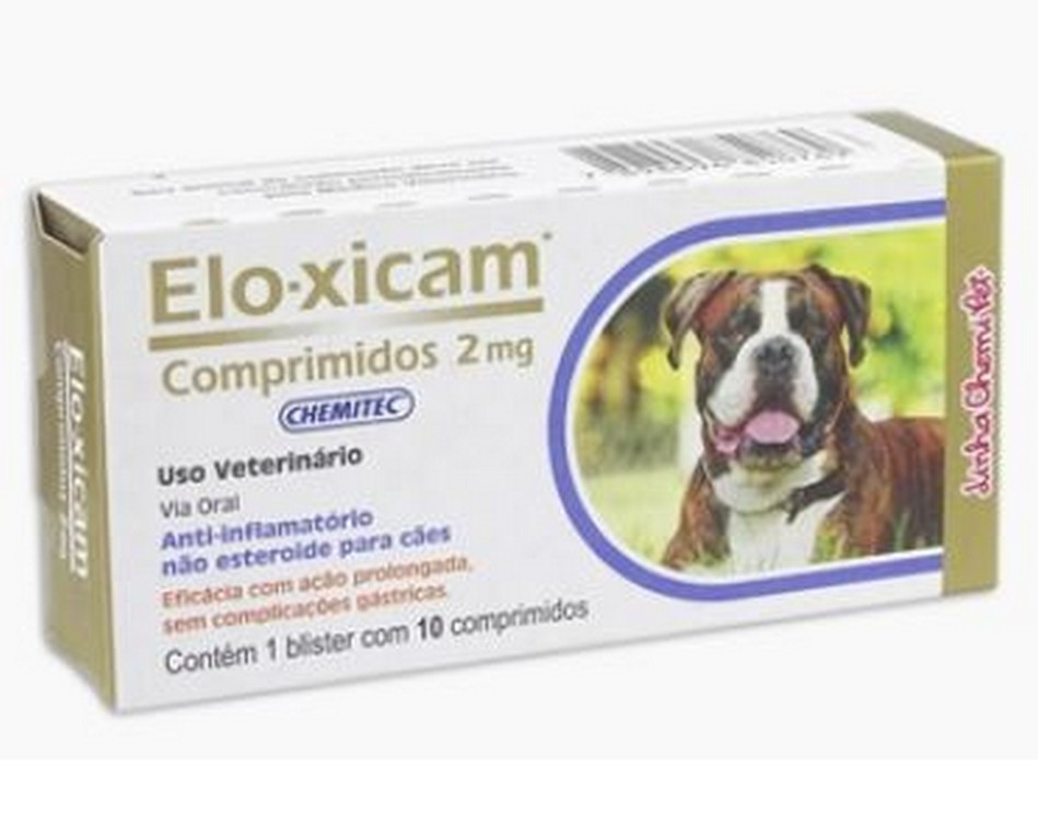 Elo-xicam 2% 200MG (10 comprimidos)