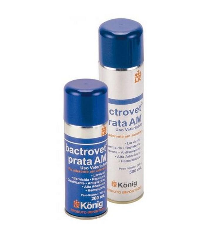 Bactrovet Prata (200ML ou 500ML)