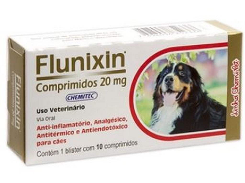 Flunixin 20MG (10 comprimidos)
