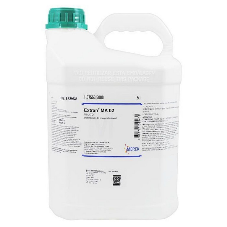 Detergente Extran Neutro 5L