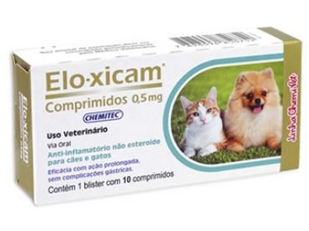 Elo-xicam 0,5% 200MG (10 comprimidos)