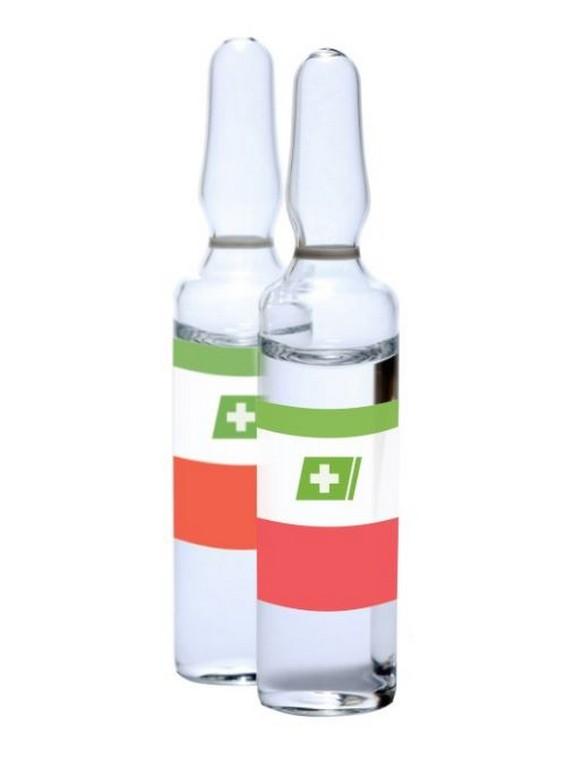 Água Destilada 10ML e 20ML