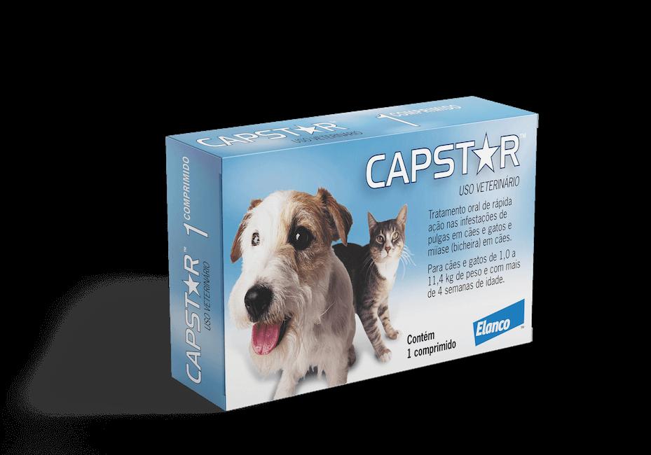 Capstar 1KG - 11.4KG
