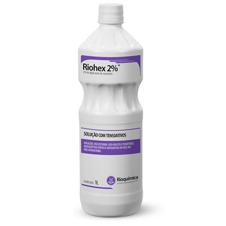 Riohex 2% 1L (clorexidina)