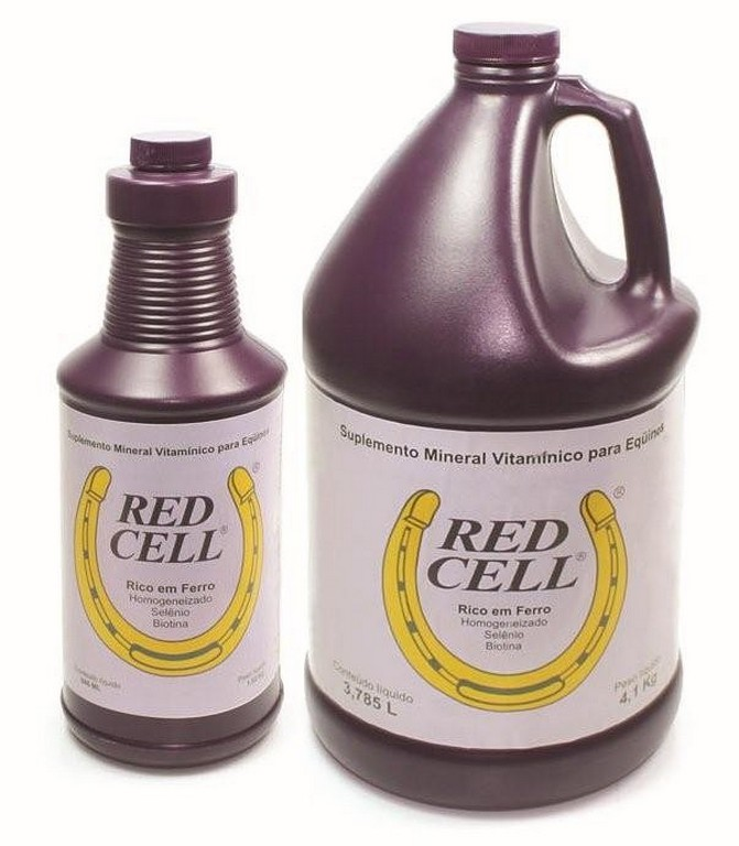 Red Cell (946ML ou 3.8L)