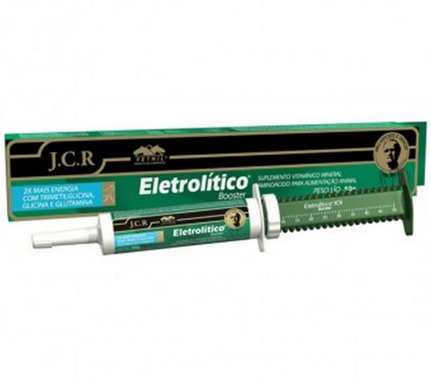 Eletrolítico Booster JCR 50G