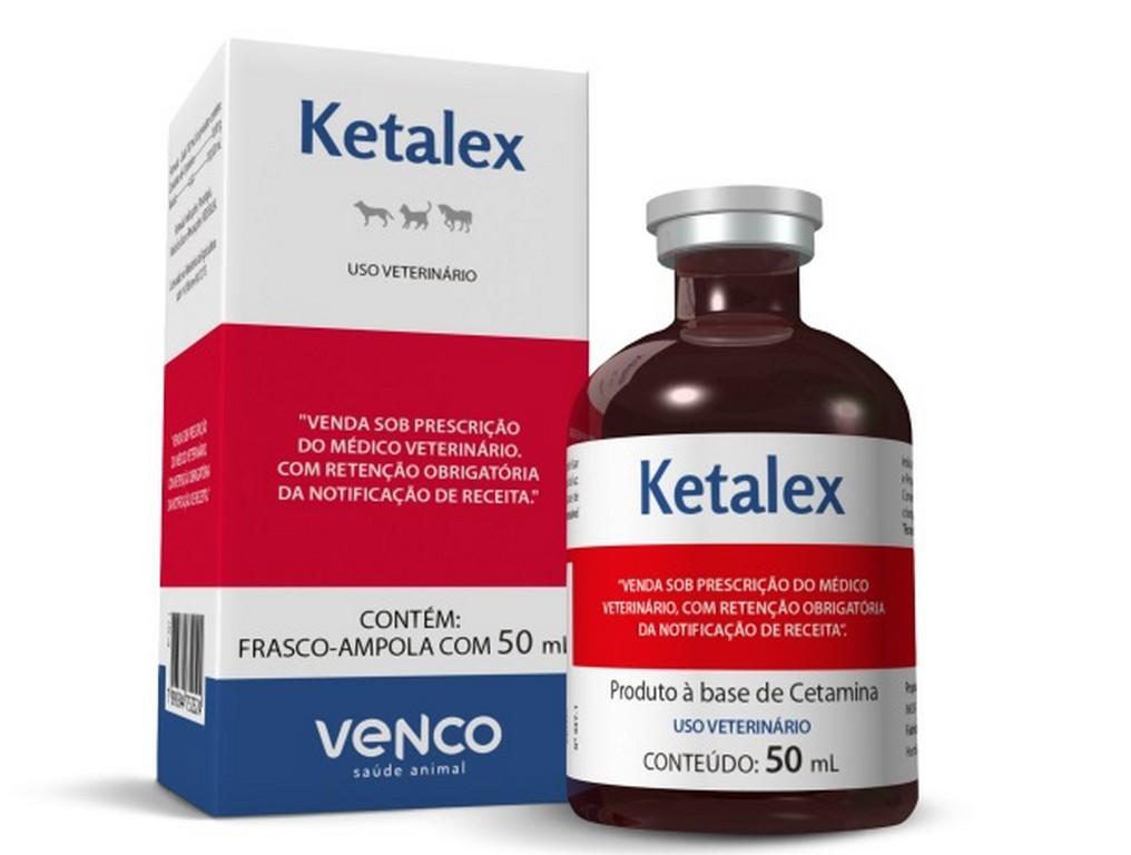 Ketalex 10% Injetável