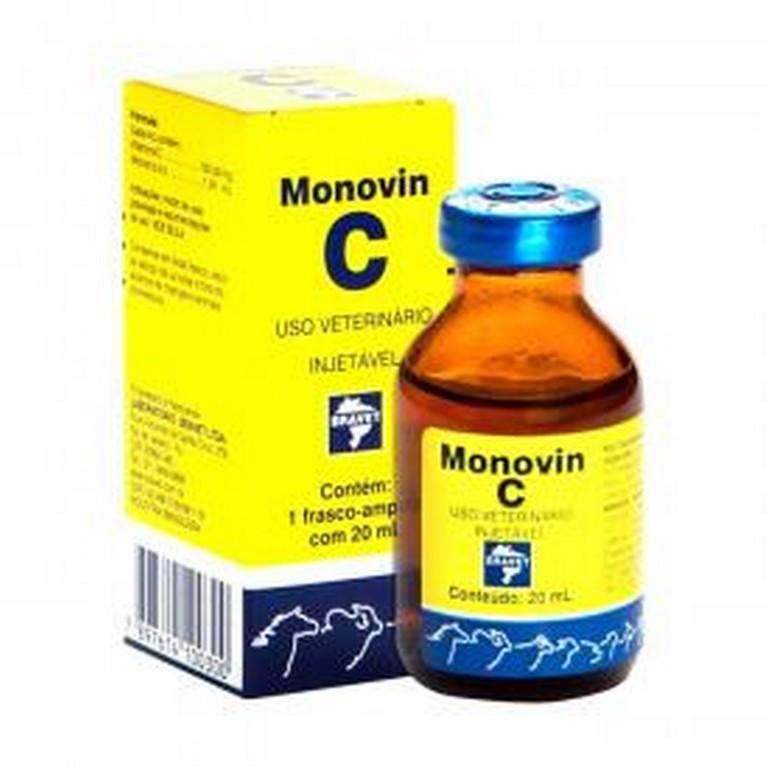 Monovin C Injetável