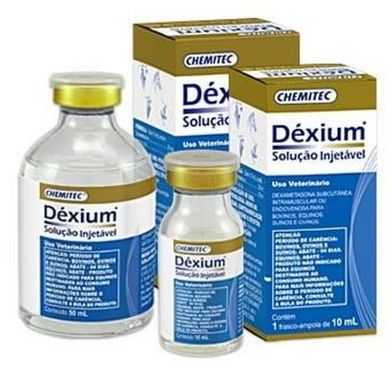 Déxium Injetável (10ML ou 50ML)