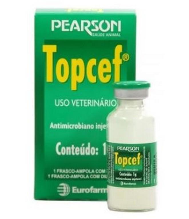 Topcef 1GR 20ML
