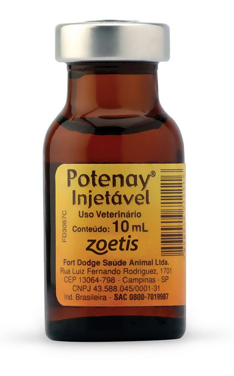Potenay Injetável 10ML